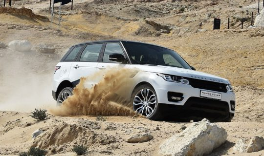 Euro Motors Jaguar Land Rover to Celebrate in Grand Style the 2nd Year Anniversary of Land Rover Experience