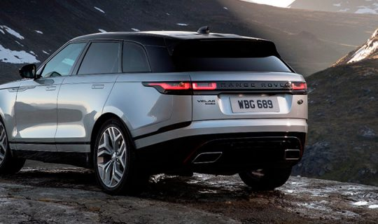 Introducing Range Rover Velar - The fourth member of the Range Rover family has arrived